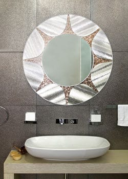 Hoek Modular Homes Top Home Design Trends Beach Style Mirror
