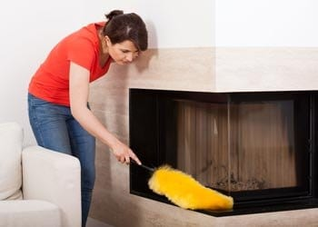 Hoek Modular Homes Home Maintenance Musts Cleaning Fireplace