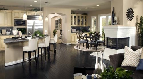 Add Value To Your Home Open Plan Kitchen