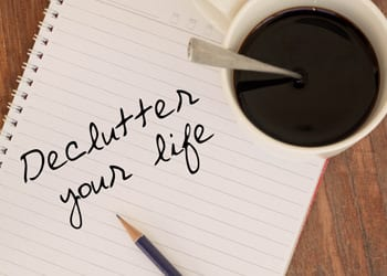 Decluttering Your Home Declutter Your Life