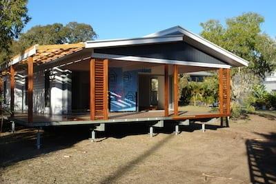 Transportable Homes Stradbroke Home Build Construction