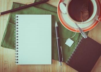Holiday At Home Journalling