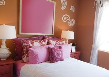 Colour Scheming Your Home Pink Theme