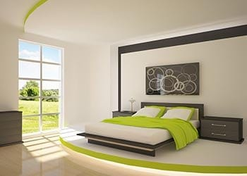 Colour Scheming Your Home Green