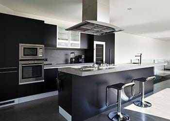 Colour Scheming Your Home Modern Black