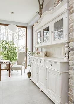 Colour Scheming Your Home Vintage White