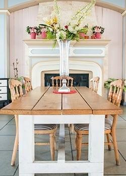 Colour Scheming Your Home Vintage Peach