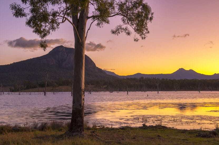Hot Places To Build Modular Homes Qld Lake Moogerah