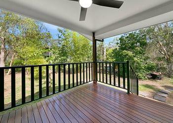 Brisbane Granny Flat Deck Standard Inclusion
