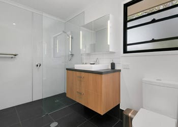 Brisbane Granny Flat Tile Standard Inclusion