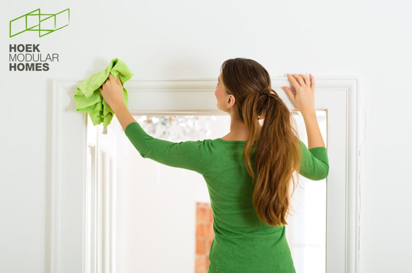 Hoek Modular Homes 20 Spring Cleaning Tips For Homeowners